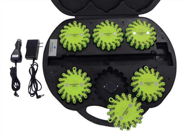 LED発円灯用充電器ケース