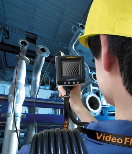工業用内視鏡 「ビデオフレックスG2 M10」:画像