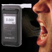 電気化学式アルコールチェッカー [ AC-015 ]:画像