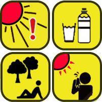 職場における熱中症予防対策 (空調服):画像