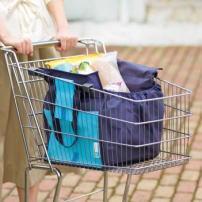 「レジ袋NO」と言えるショッピングバッグ #プラスチックスマート:画像