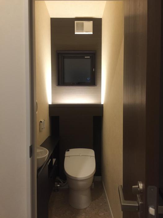 トイレの間接照明:画像