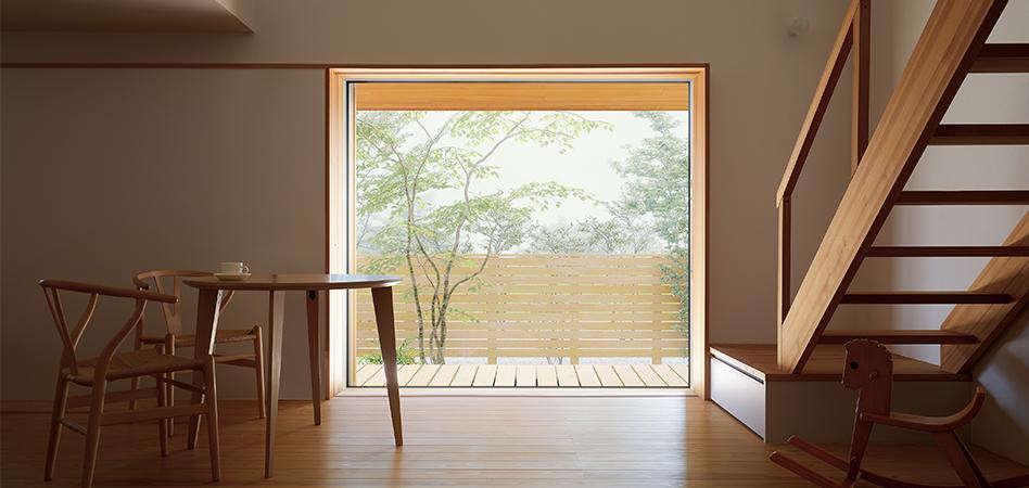大開口デザイン窓 LWスライディング:画像