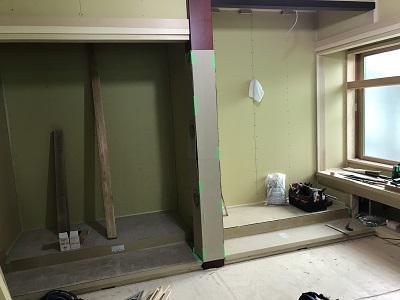 まもなく木工事が終了です!!:画像