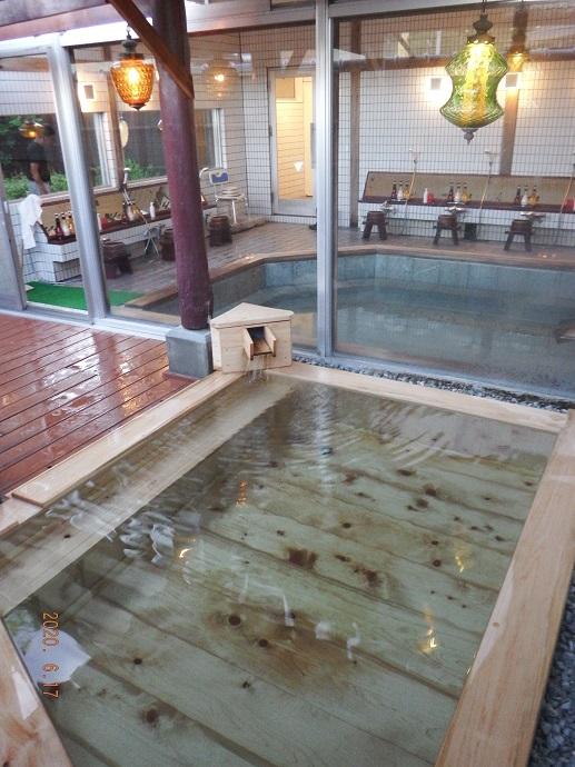 〜「花明かりの宿月の池」露天風呂リニューアルオープン〜:画像