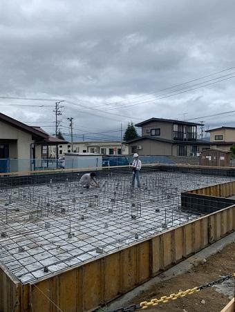 〜基礎工事鉄筋監査〜:画像