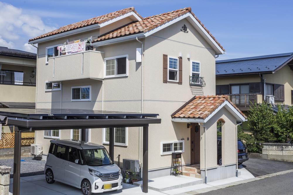 Limited30C〜大人可愛いフレンチスタイルの家:画像