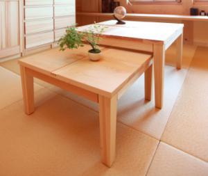 赤松ネストテーブル:画像