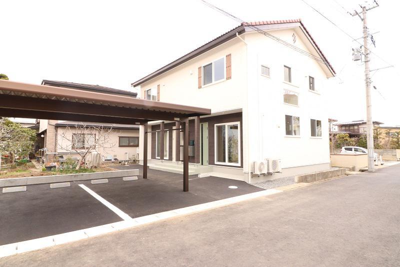 よいいえFree〜シンメトリー型の二世帯住宅〜:画像