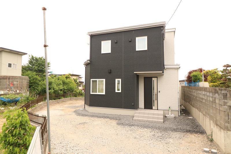 よいいえFree〜シックな装いの二世帯住宅〜:画像