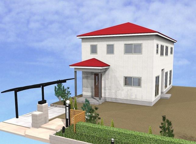 それぞれの家|完全分離型/2,336.1万円+税:画像
