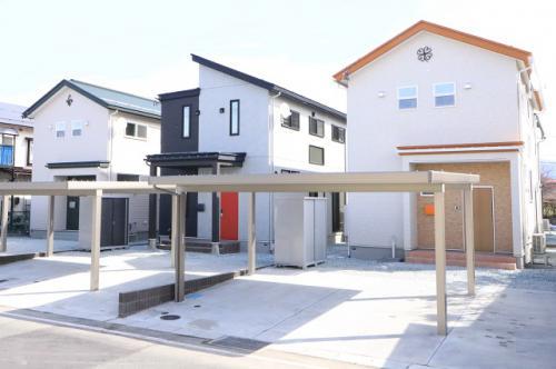 一戸建て貸家(WEST1〜3):画像