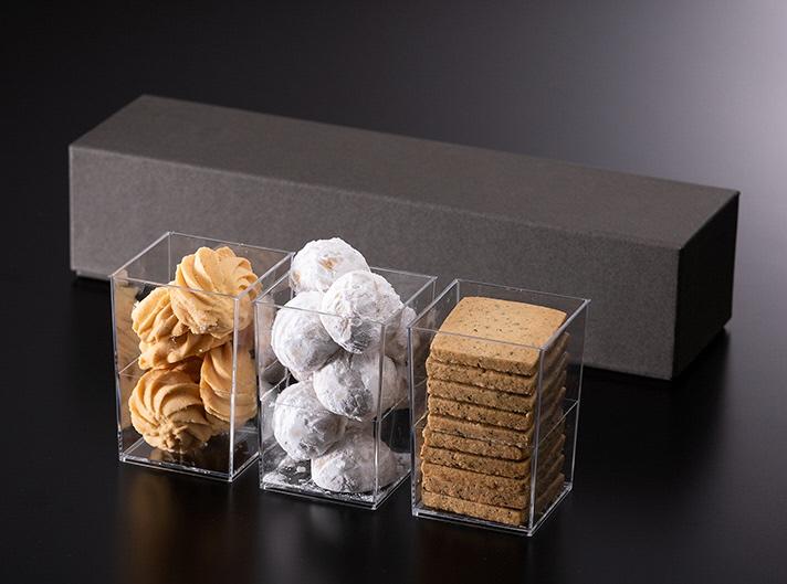 ホテルメトロポリタン山形「米粉クッキー」:画像