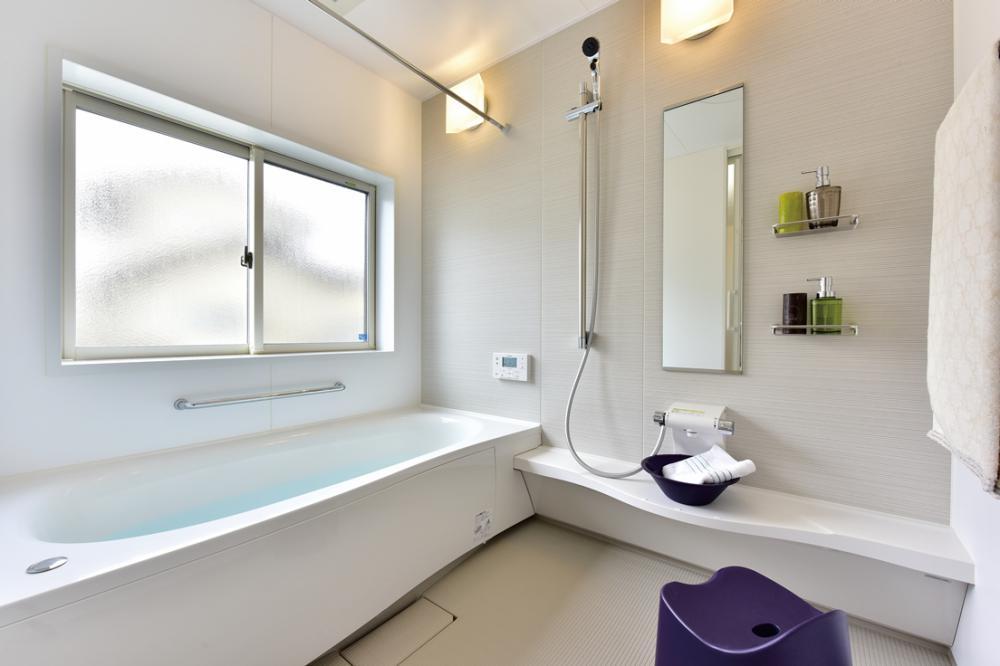 浴室の広さのハナシ♪