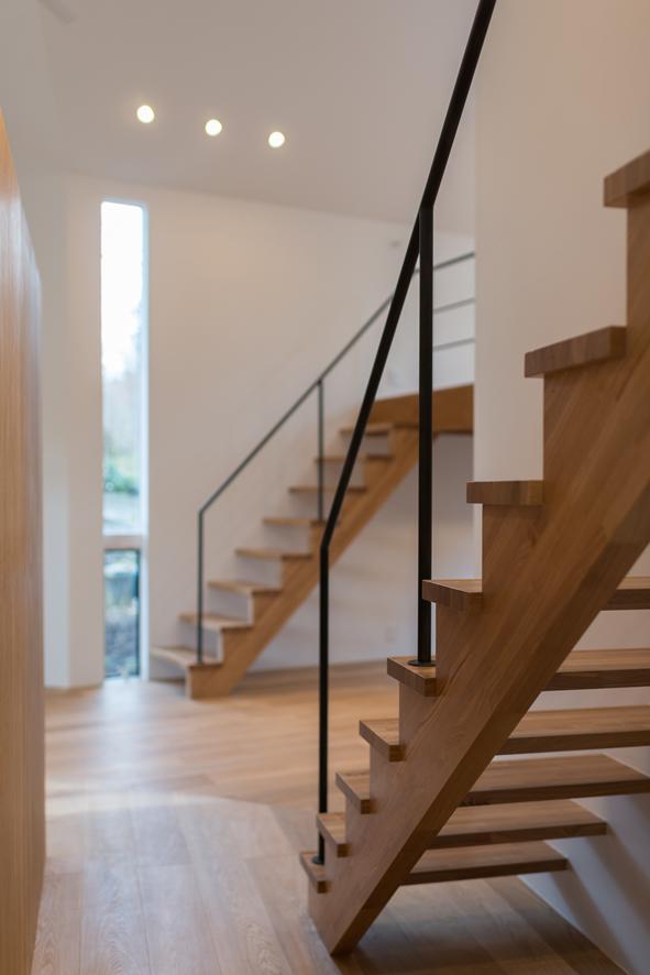 ふたつの階段