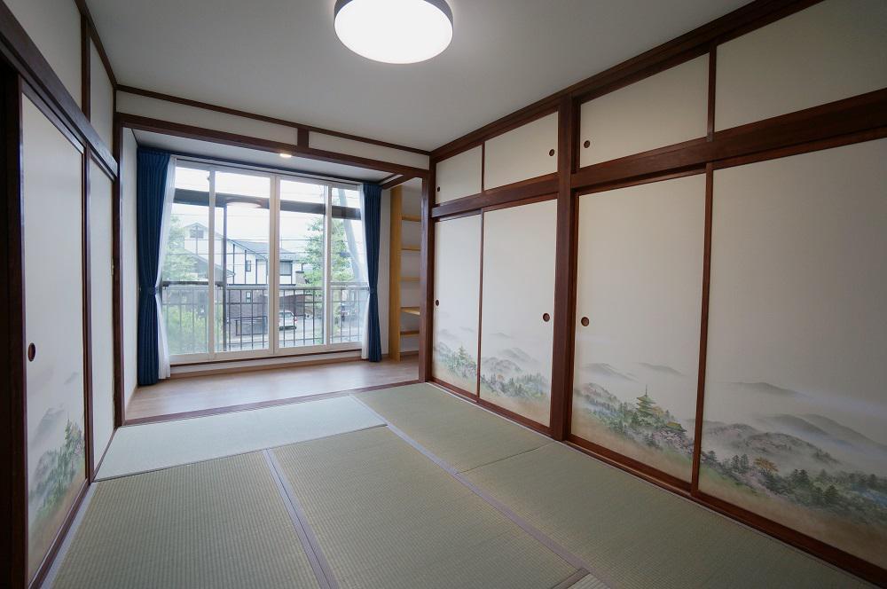 2階和室�