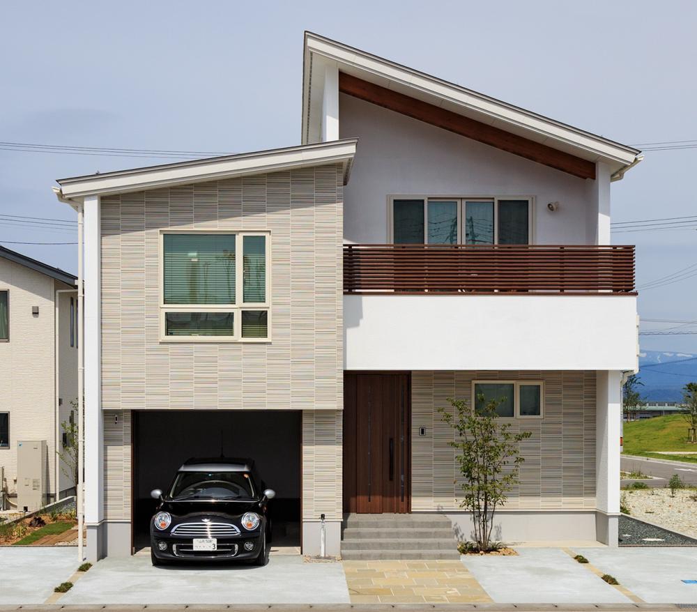 【天童市】モデルハウス
