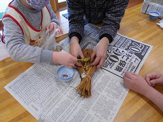 【開催報告】秘伝豆の納豆作り:画像