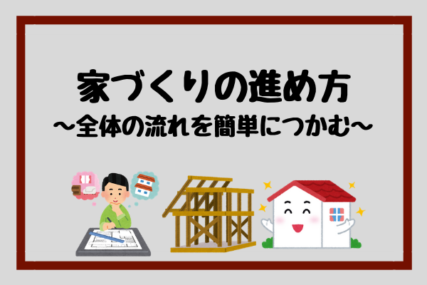 家ってどうやって買ったらいいの?:画像
