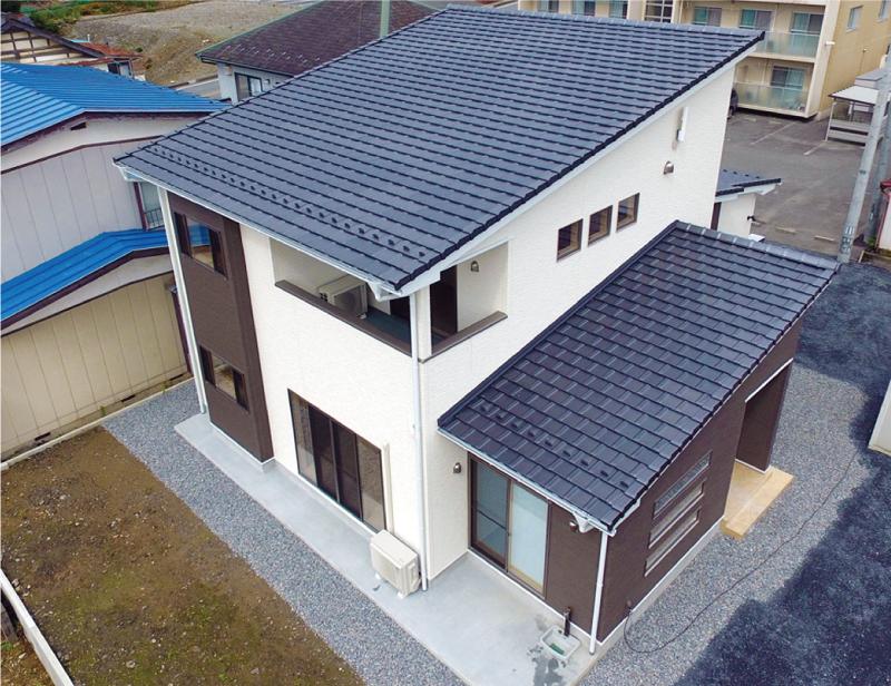 二世帯住宅|岩手県大船渡市