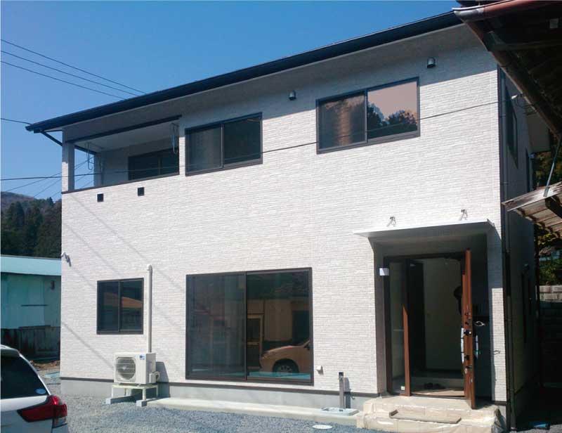 両親を想う暮らし方の家|宮城県気仙沼市