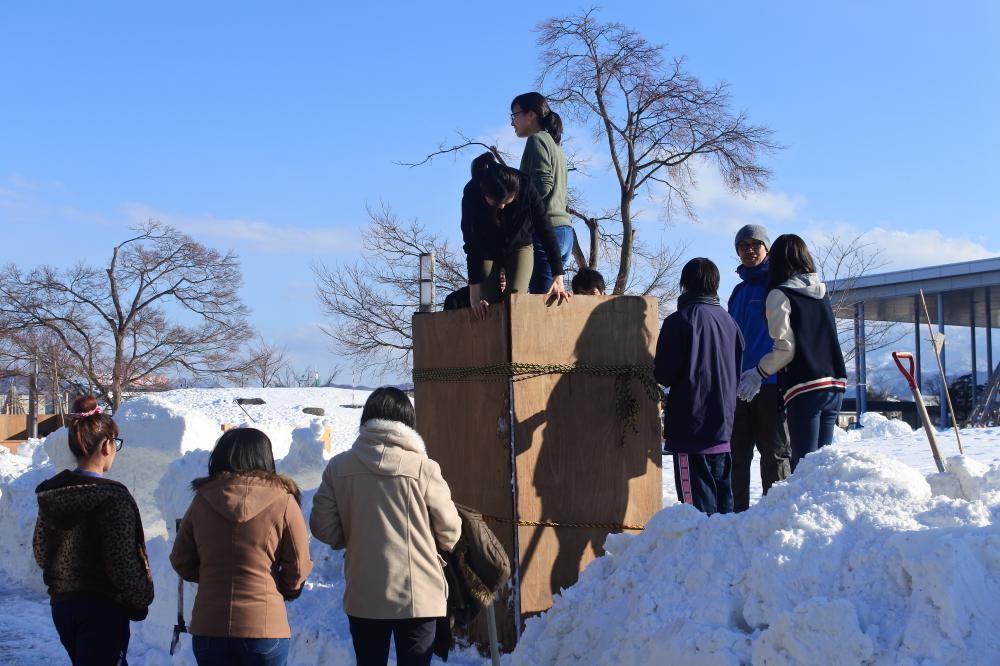 第43回上杉雪灯篭まつり 雪灯篭製作団体募集!【令和元年12月13日まで】:画像