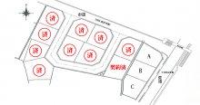 【1,203万円】【山形市成沢西四丁目】B区画/50.80坪/分譲地/土地売買:画像