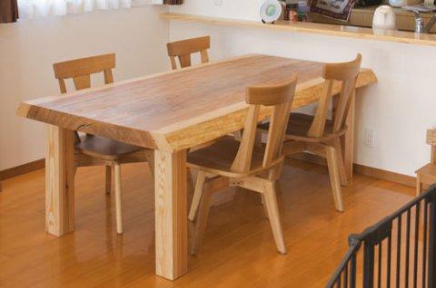 ダイニングテーブル:画像