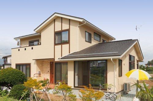 のびやかな時間を暮らす 親子同居型NEO2世帯住宅 / 山形市S様邸:画像
