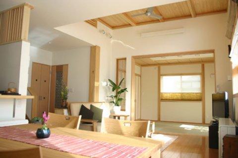 キッチン→和室:画像