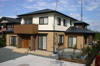 7人家族の3世代同居型スタイル / 山形市Y様邸:画像