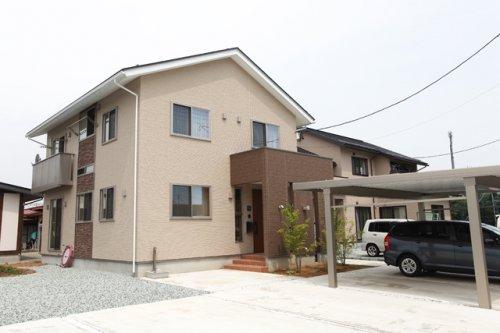 収納豊富な家/ 天童市M様邸:画像