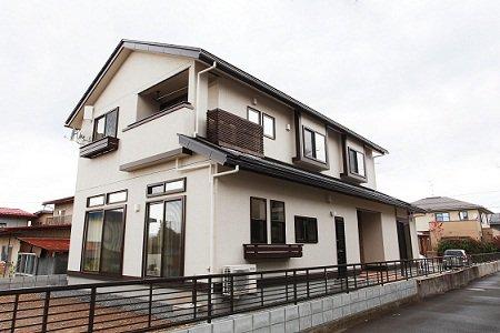 北欧風セカンドリビングのある2世帯住宅 / 山形市O様邸:画像