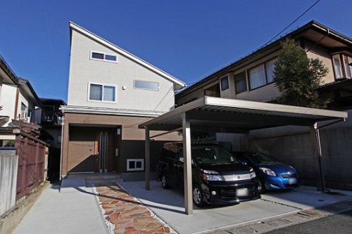 眺めの良いロフトの家 / 山形市T様邸:画像