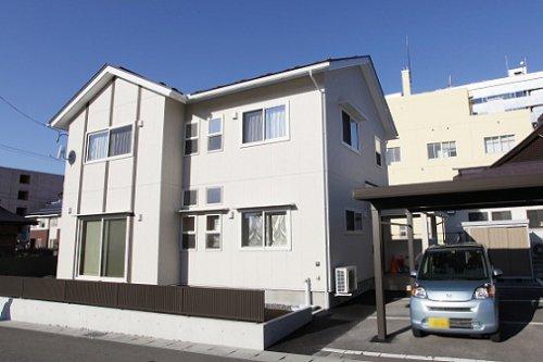 チューダースタイルの家 / 山形市K様邸:画像
