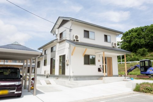 開放感溢れる和モダン住宅 / 大江町S様邸:画像