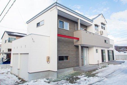 ビルトインガレージ&ペット共生Design HOUSE / 東根市I様邸:画像