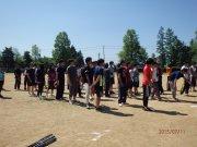 よいいえSE会 ソフトボール&ビアパーティー2015:画像