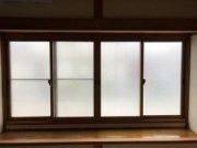 後付樹脂内窓工事:画像