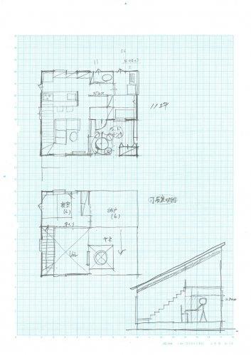 ひとり暮らしの家:画像
