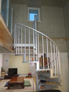 らせん階段:画像