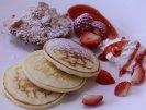 《米粉レシピ》プチパンケーキ:画像