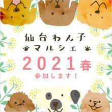仙台イベント案内 仙台わん子マルシェ2021春:画像