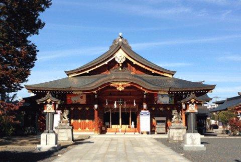 諏訪神社:画像
