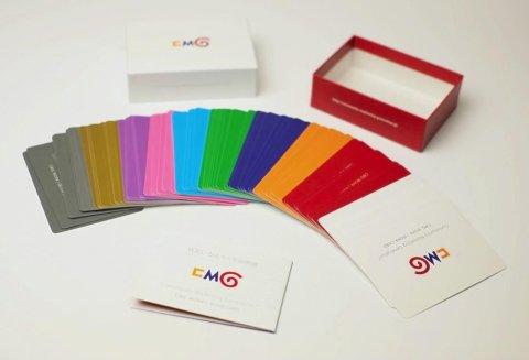 CMG経営いろはカード一本で・・・:画像