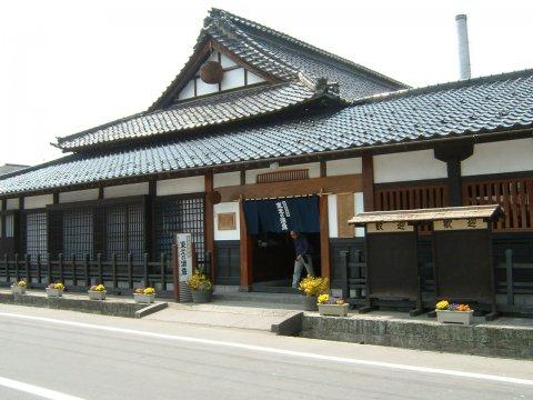酒造資料館 東光の酒蔵:画像