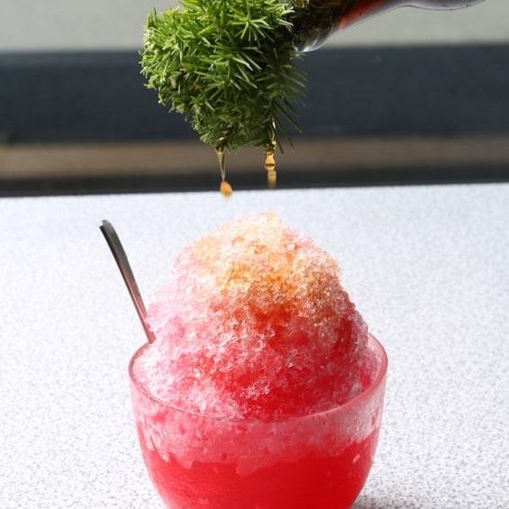 酢だまり氷 〜忘れられないかき氷〜