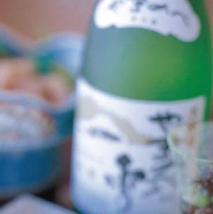 山辺の酒 〜湧水でつくる地酒〜
