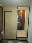 シャワールーム改装工事 完成!:画像