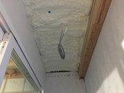 外気に接する床の断熱監査を行いました。:画像